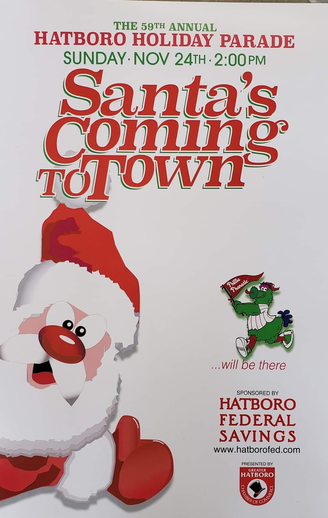 Hatboro Christmas Parade 2020 Hatboro Holiday Parade – Keeping Kids Connected