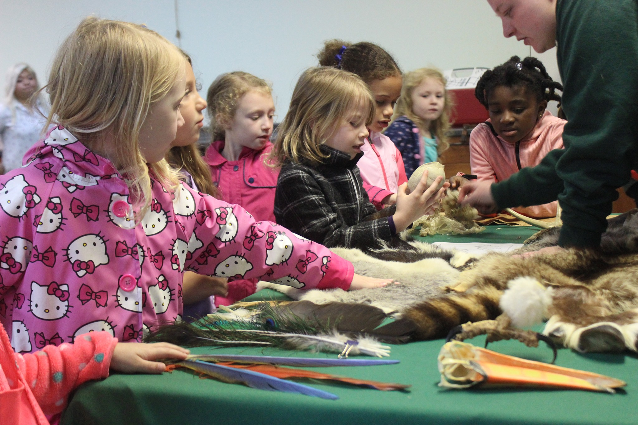 Homeschool Workshops at Elmwood Park Zoo